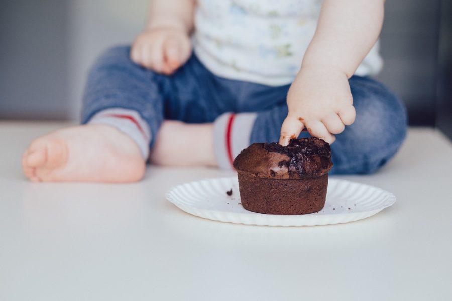 Bébé, Chocolat